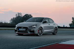Click here to open the Hyundai i30 Fastback N gallery