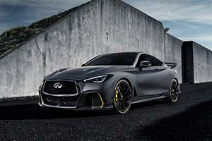 Click here to open the Infiniti Project Black S Prototype gallery