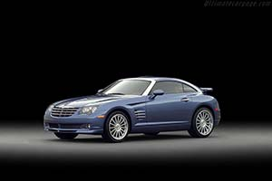 Click here to open the Chrysler Crossfire SRT-6 gallery