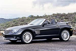 Click here to open the Chrysler Crossfire SRT-6 Roadster gallery