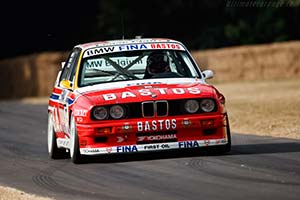 Click here to open the BMW M3 Group A  gallery