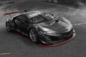 Click here to open the Acura NSX GT3 Evo gallery