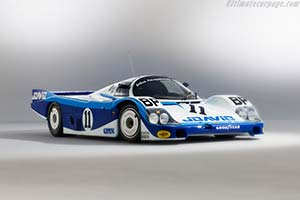 Click here to open the Porsche 956  gallery