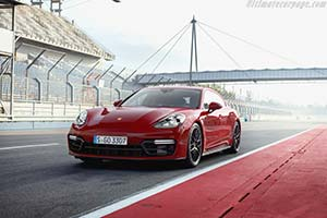 Click here to open the Porsche Panamera GTS gallery