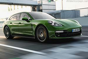 Click here to open the Porsche Panamera GTS Sport Turismo gallery