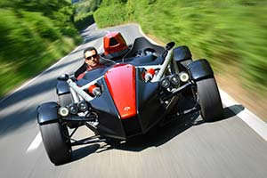 Click here to open the Ariel Atom 4 gallery