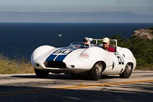 Click here to open the Lister Costin Jaguar  gallery