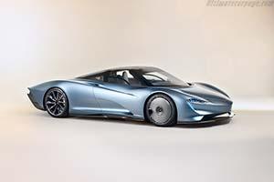 Click here to open the McLaren Speedtail gallery
