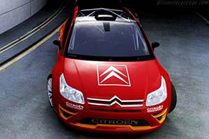 Click here to open the Citroën C4 Sport gallery
