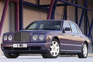 Click here to open the Bentley Arnage T gallery
