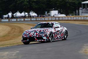 Click here to open the Toyota Supra gallery