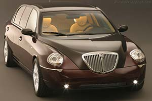 2004 Lancia Thesis Stola S85 - Images, Specifications and Information