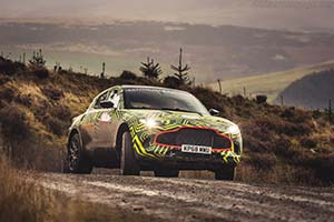 Click here to open the Aston Martin DBX gallery