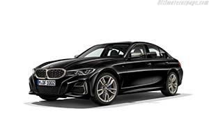 Click here to open the BMW M340i xDrive Sedan gallery