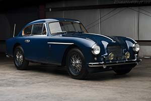 Click here to open the Aston Martin DB2/4 Mk II Saloon gallery