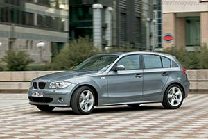Click here to open the BMW 120i gallery