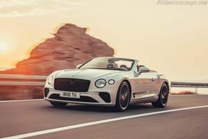 Click here to open the Bentley Continental GT Convertible gallery