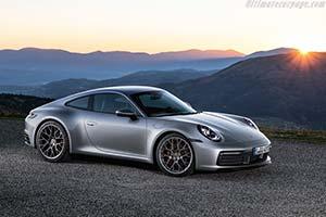 Click here to open the Porsche 911 Carrera 4S gallery