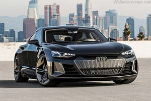 Click here to open the Audi e-tron GT Concept gallery