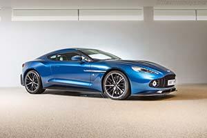 Click here to open the Aston Martin Vanquish Zagato Coupe gallery