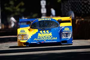 Click here to open the Porsche 962 BM  gallery
