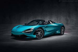 Click here to open the McLaren 720S Spider gallery