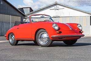 Click here to open the Porsche 356 Carrera 2 GS Cabriolet gallery