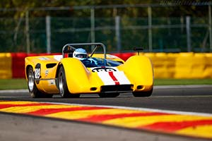 Click here to open the McLaren M6B Chevrolet gallery