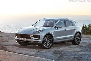 Click here to open the Porsche Macan S gallery