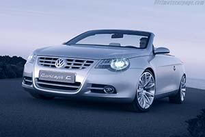 Click here to open the Volkswagen Concept C gallery