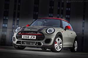 Click here to open the MINI John Cooper Works gallery