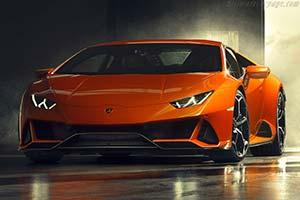 Click here to open the Lamborghini Huracán EVO gallery
