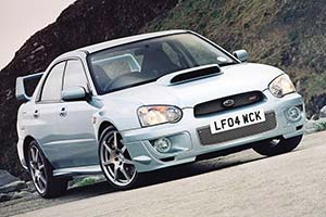 Click here to open the Subaru Impreza WRX STi WR1 gallery