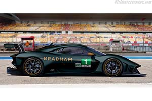 Click here to open the Brabham Le Mans gallery