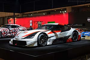 Click here to open the Toyota GR Supra Super GT Concept gallery