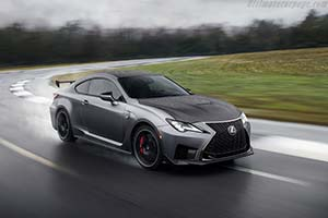 Click here to open the Lexus RC F Track Edition gallery
