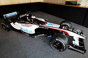 Click here to open the Minardi PS04B Cosworth gallery