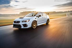 Click here to open the Subaru STI S209 gallery