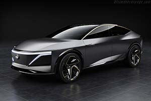 Click here to open the Nissan IMs Concept gallery