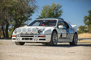 Click here to open the Ford RS200 Evo gallery
