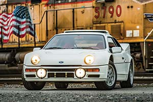 Click here to open the Ford RS200 gallery