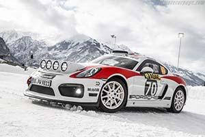 Click here to open the Porsche 718 Cayman GT4 Clubsport Rallye Concept gallery