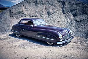 Click here to open the Delahaye 135 MS Ghia-Aigle Coupe  gallery