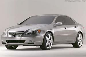 Click here to open the Acura RL Prototype gallery