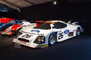 Click here to open the Rondeau M482 Cosworth gallery