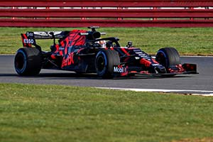 Click here to open the Red Bull Racing RB15 Honda gallery