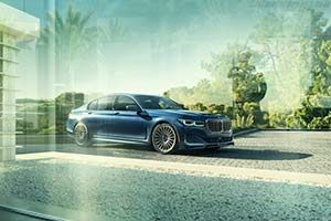 Click here to open the Alpina B7 xDrive Sedan gallery