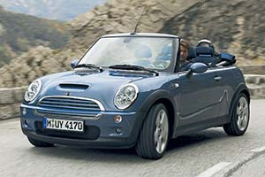 Click here to open the MINI Cooper S Cabriolet gallery
