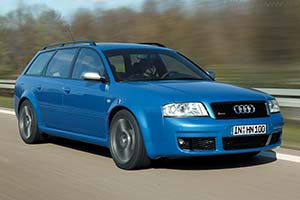 Click here to open the Audi RS 6 Plus gallery