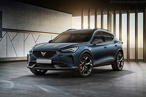 Click here to open the Cupra Formentor Concept gallery